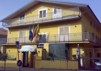 Hotel Etna Garden